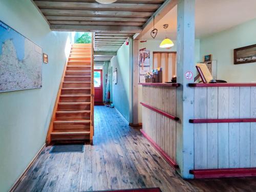 Lobby alebo recepcia v ubytovaní Raibie Logi