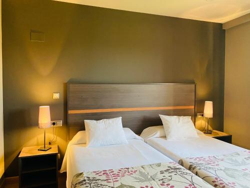 Hotel Don Pablo Villasana de Mena, Spain