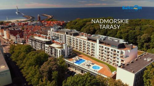 A bird's-eye view of Apartamenty BalticON Nadmorskie Tarasy