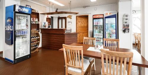 Restoran või mõni muu söögikoht majutusasutuses Reiu puhkekeskus