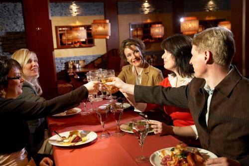 Ресторан / где поесть в Spa Hotel Rauhalahti