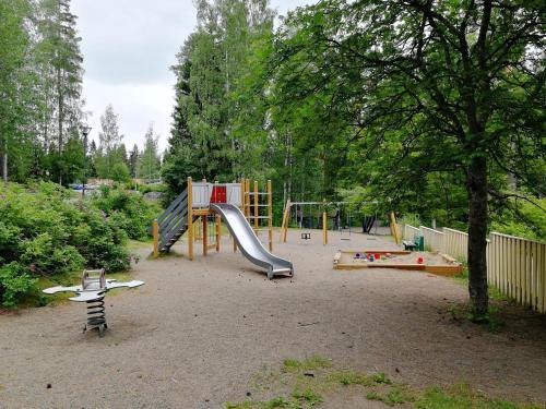 Детская игровая зона в Spa Hotel Rauhalahti