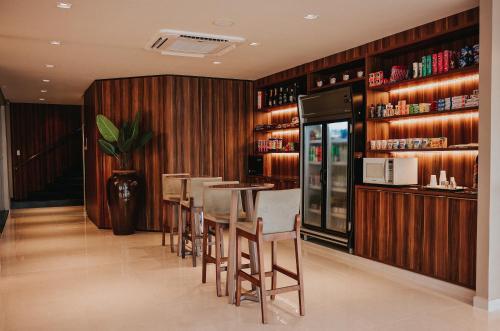 O lounge ou bar de Hotel Do Forte