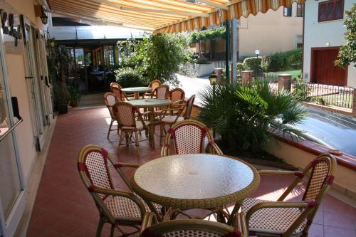Ristorante o altro punto ristoro di Hotel La Pergola