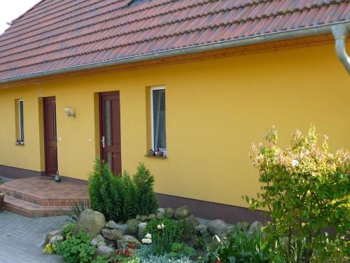 Cheerful Apartment in Wilhelmshof Usedom near Baltic Sea