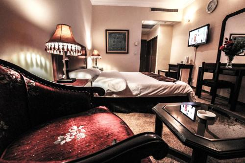 A room at Inter Hotel