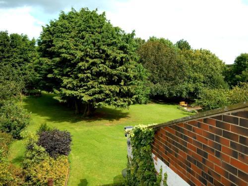 A garden outside Marton Grange Country House