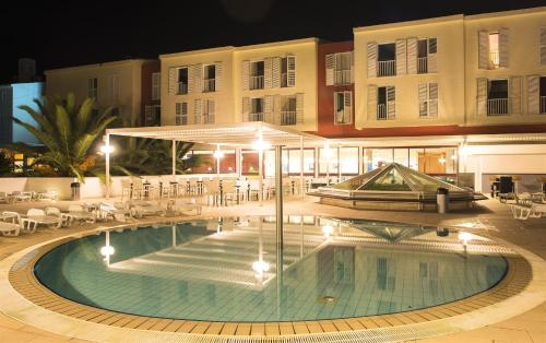 The swimming pool at or near Marko Polo Hotel by Aminess