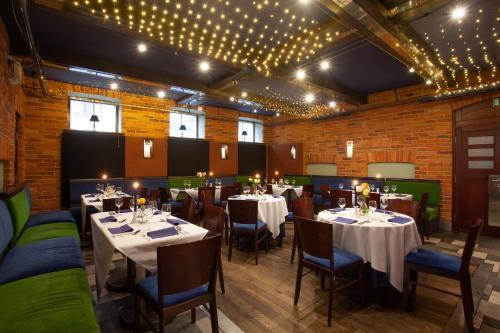 Ресторан / где поесть в BEST WESTERN Santakos Hotel