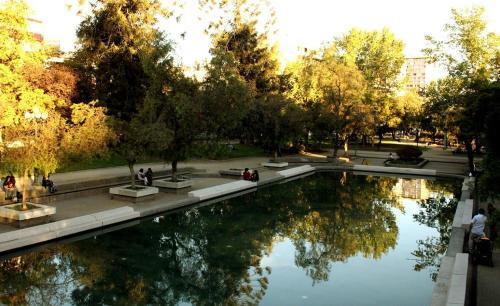 The swimming pool at or near Hotel Sauken