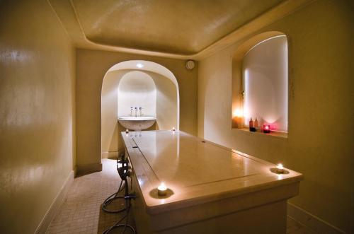 Salle de bains dans l'établissement Sofitel Legend The Grand Amsterdam