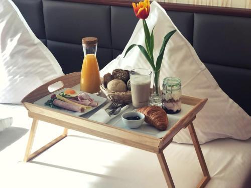 Opcje śniadaniowe w obiekcie Business Hotel Vega Wrocław
