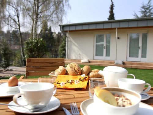 Breakfast options available to guests at Boutique Hotel Villa Katharina