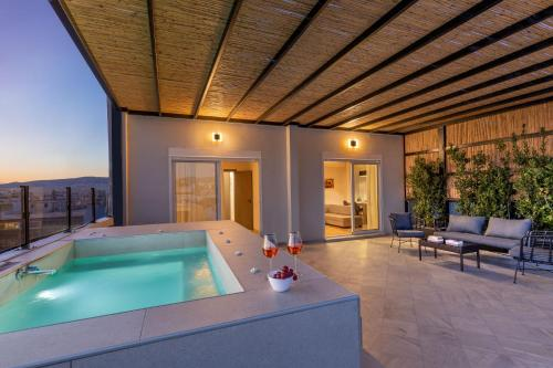 Thisean Modern Suites By Athens Stay