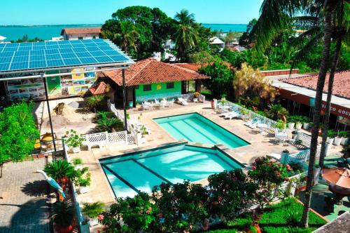 Вид на бассейн в Ver a Vista Hotel или окрестностях