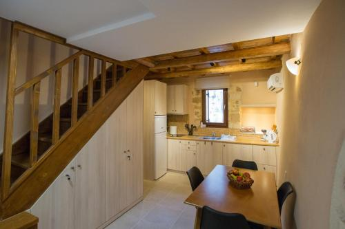 A kitchen or kitchenette at Casa Ponte Dei Viari