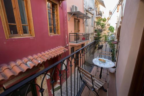 A balcony or terrace at Casa Ponte Dei Viari