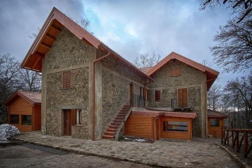 Relais Villa Miraglia durante l'inverno