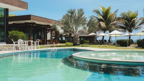 The swimming pool at or close to Kembali Hotel Porto de Galinhas