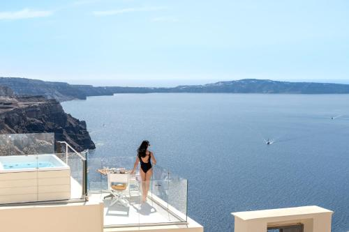Mythical Blue Luxury Suites Fira, Greece