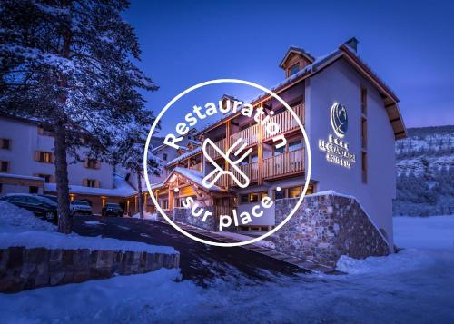Le Grand Aigle Hotel  et  Spa****