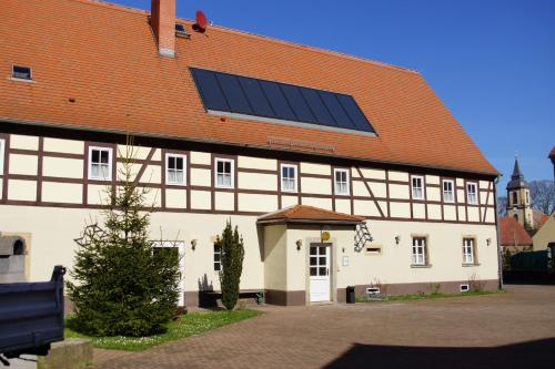 Будівля гостьового будинку