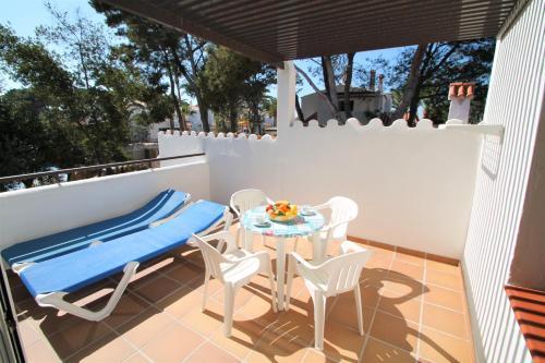 Un balcón o terraza de Apartaments Talayot