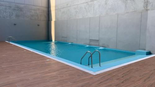 The swimming pool at or close to Apartments In Peru