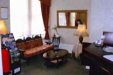 A seating area at Kirkdale Hotel
