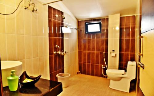 A bathroom at The Soods Garden