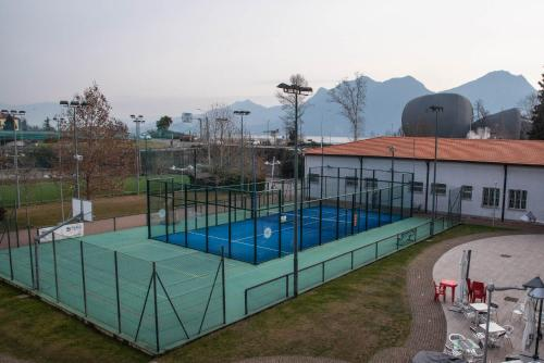 A view of the pool at Al Centro or nearby