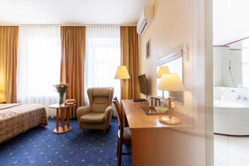 Posedenie v ubytovaní Hotel Rinno