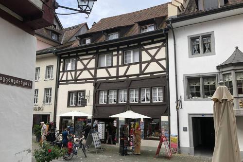 Wohnen im Herzen der Altstadt von Stein am Rhein