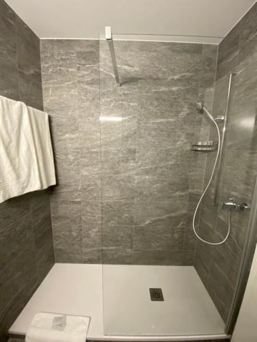 Ванная комната в Hotel Casino