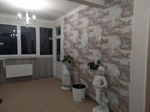 Ванная комната в Chernomorskiy Kovcheg