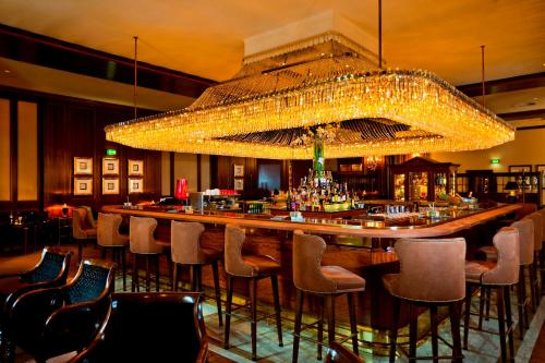 El salón o zona de bar de InterContinental Wien, an IHG Hotel
