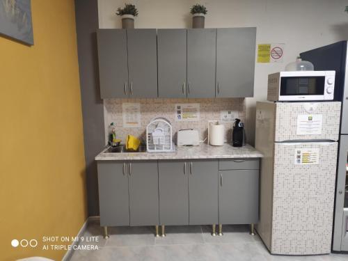 A kitchen or kitchenette at Arraigos