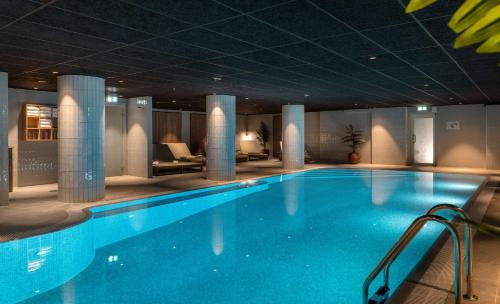 المسبح في فندق نورغ باي سكانديك أو بالجوار