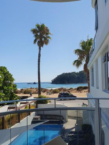 A view of the pool at Belle Mer Beachfront Apartments - Self Serviced or nearby