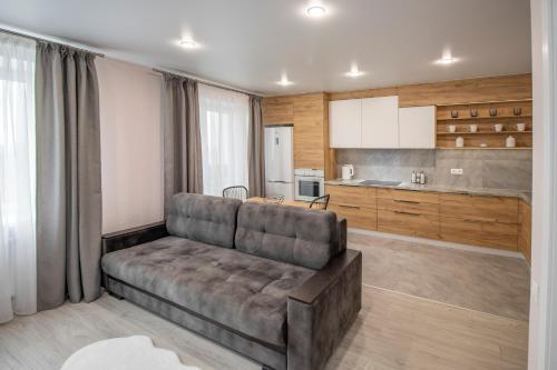Гостиная зона в Apartments Maria