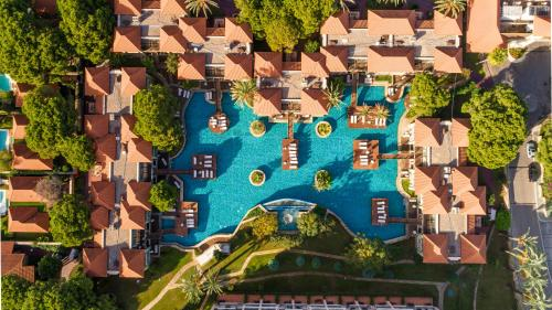 A bird's-eye view of IC Hotels Residence