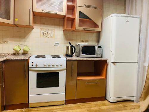 Кухня или мини-кухня в апартаменты Павловский тракт