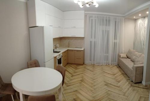 Кухня или мини-кухня в Гостевой дом Мостовской
