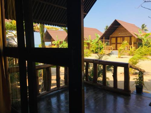 A view of the pool at Royal Agonda or nearby