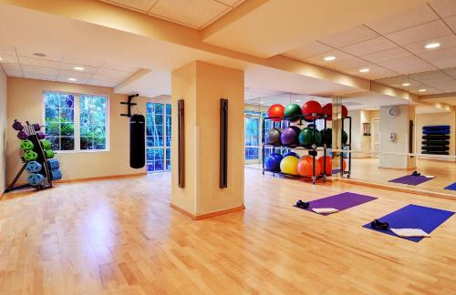 The fitness center and/or fitness facilities at The Don CeSar - Recently Renovated