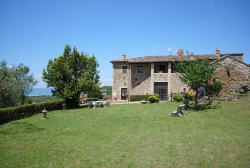 Casale sul Lago Trasimeno