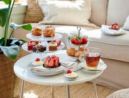 Frühstücksoptionen für Gäste der Unterkunft Hotel Zonne