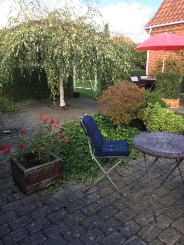 En have udenfor Birkevej 9, Ry