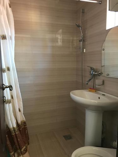 Ванная комната в Гостевой дом Лариса