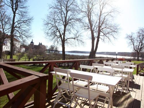 En restaurang eller annat matställe på Gripsholms BnB